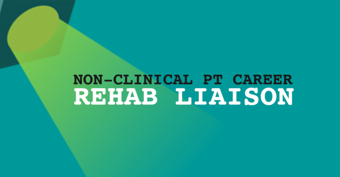 rehab liaison