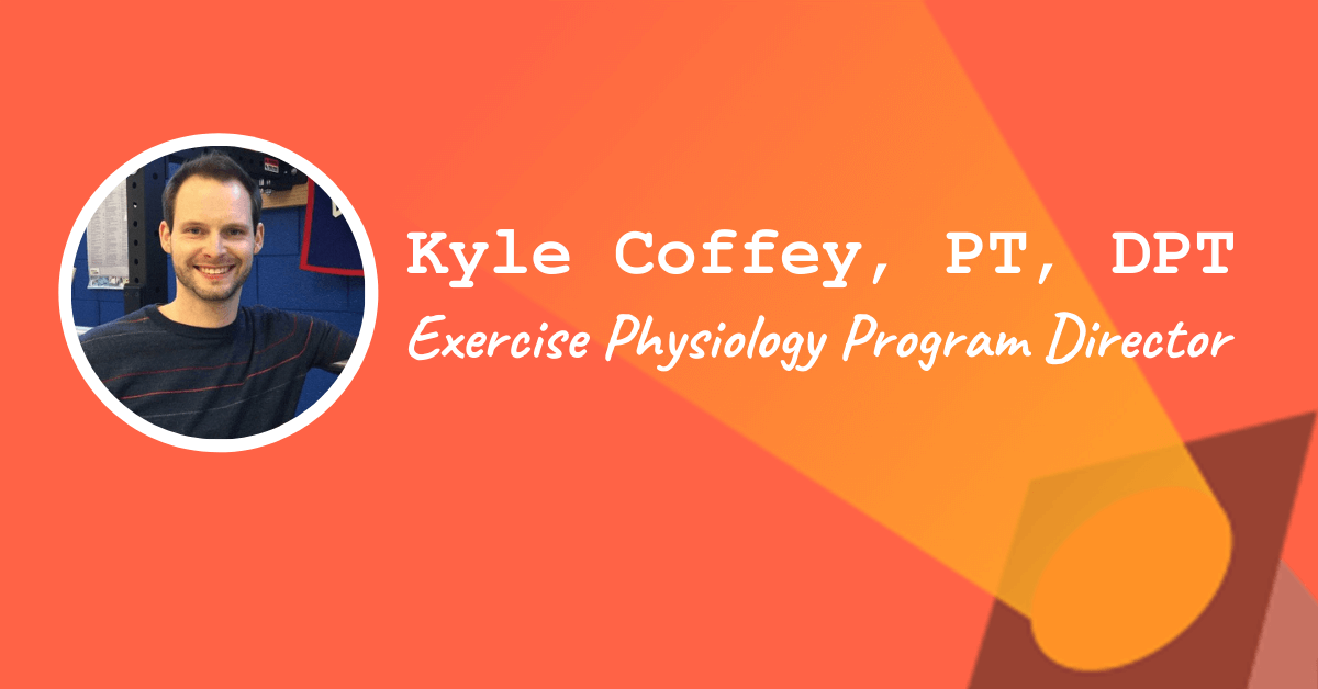 kyle coffey program director and lecturer
