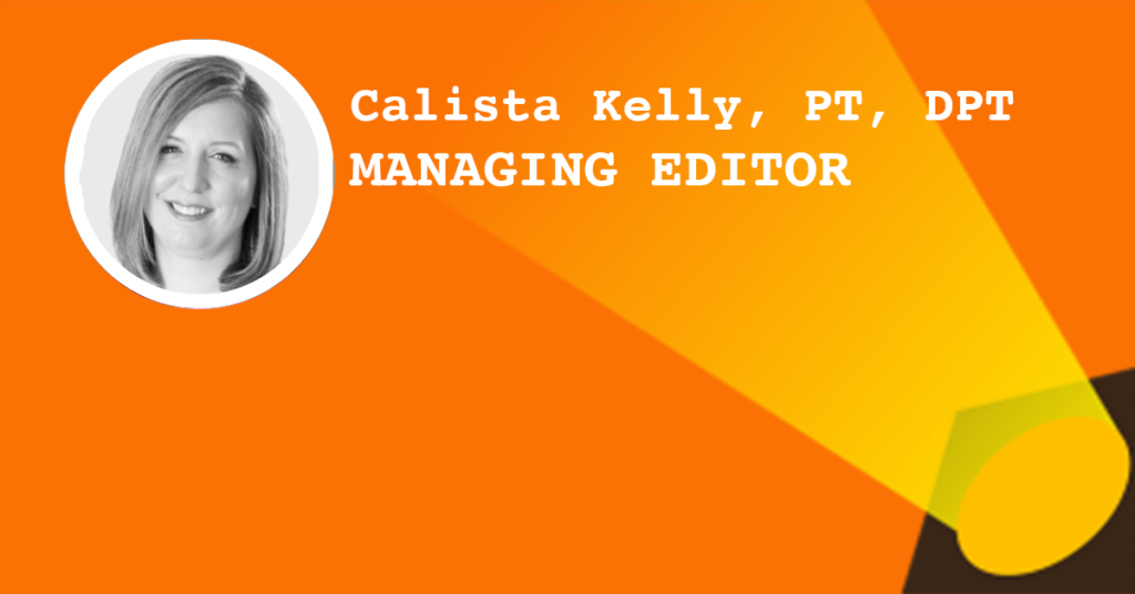 calista kelly managing editor