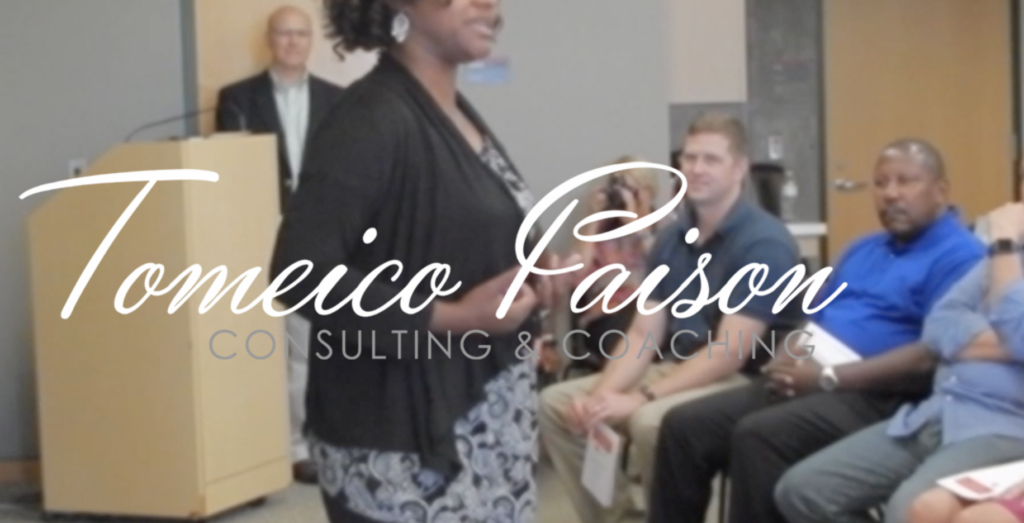 Tomeico Faison Business Consulting
