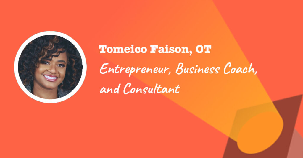 Tomeico Faison Entrepreneur, business coach and consultant