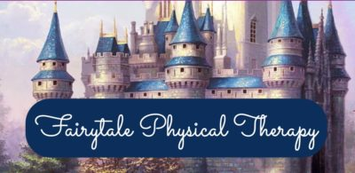 Just Say Yes Fairy Tale Physical Therapy
