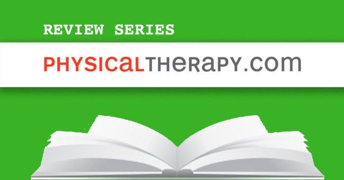 physicaltherapy.com review