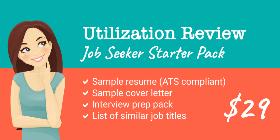 utilization review job seeker starter pack ad