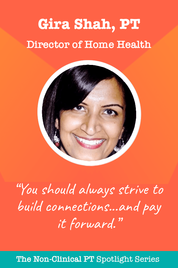 Gira Shah Director of Home Health Quote