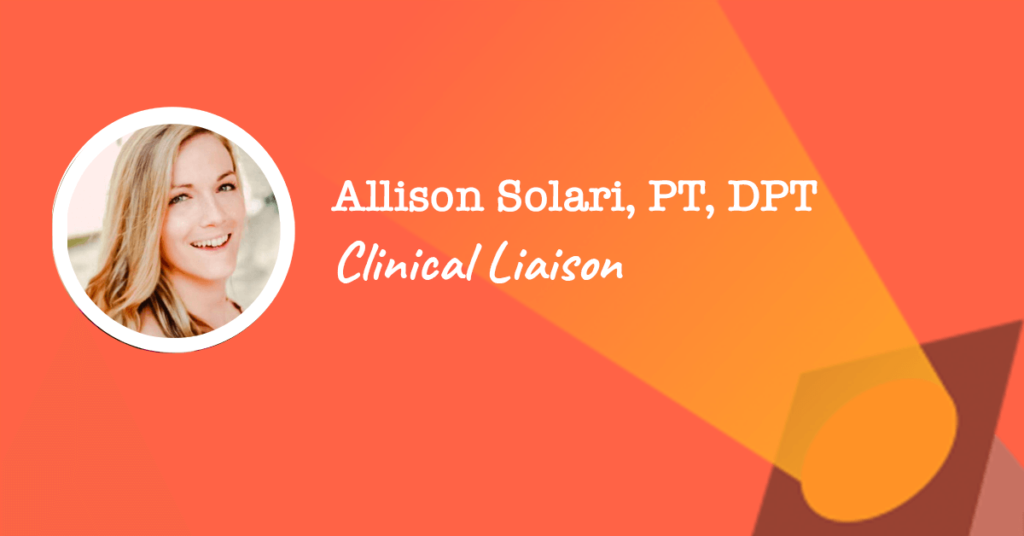 Allison Solari - Clinical Liaison at Encompass/HealthSouth