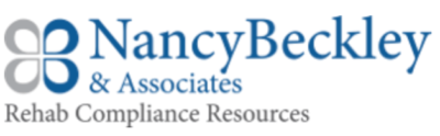 rehab compliance nancy beckley logo