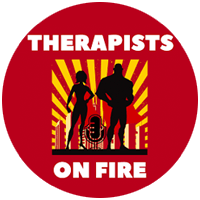 therapists on fire podcast logo