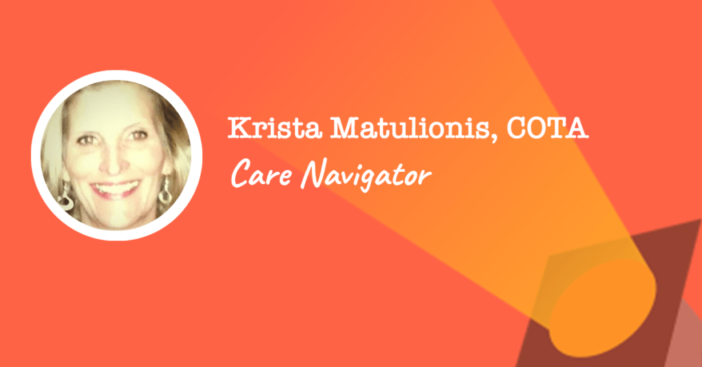 Care Navigator - Krista Matulionis