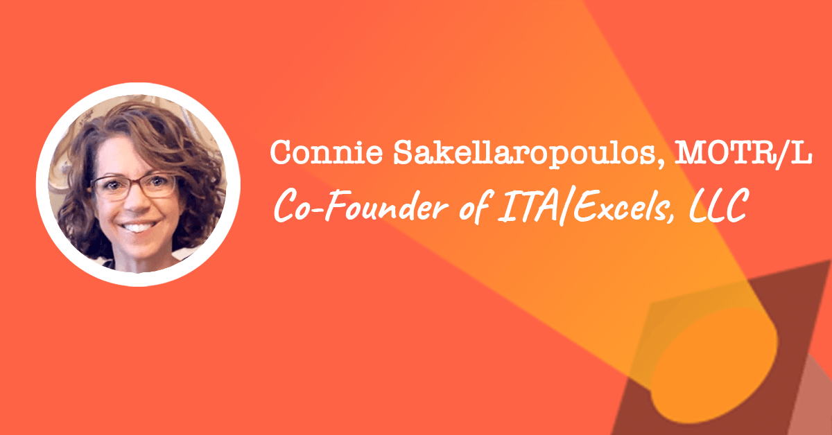 Connie Sakellaropoulos of Independent Therapist Alliance (ITA Excels)