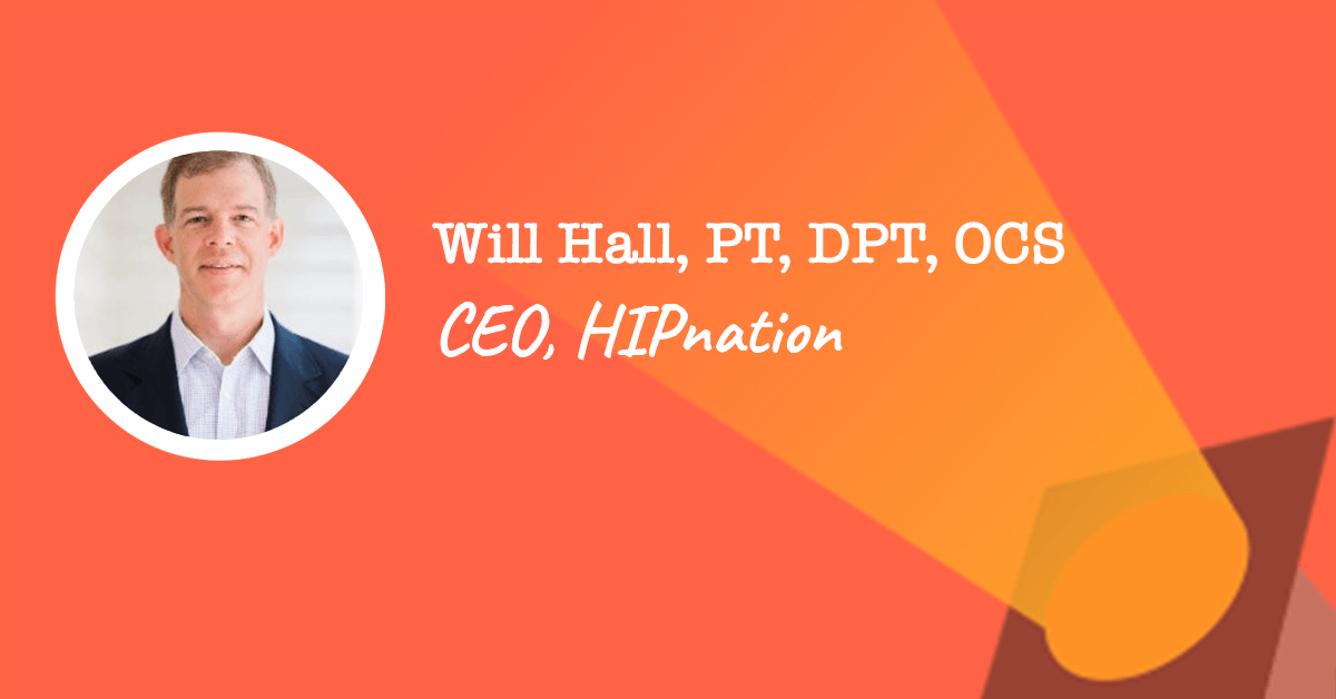 HIPnation CEO Will Hall | PTPreneur Week 2019