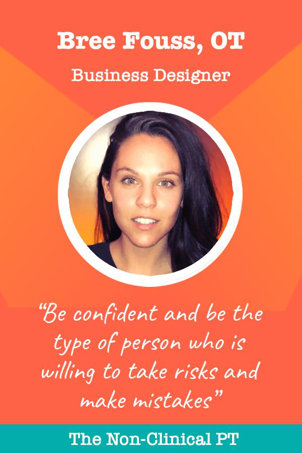 Business Designer Bree Fouss