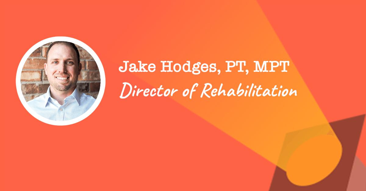 Director of Rehabilitation