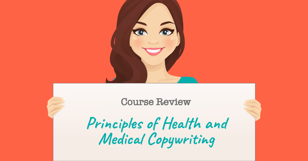 medical copywriting course review