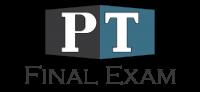PT Final Exam Logo