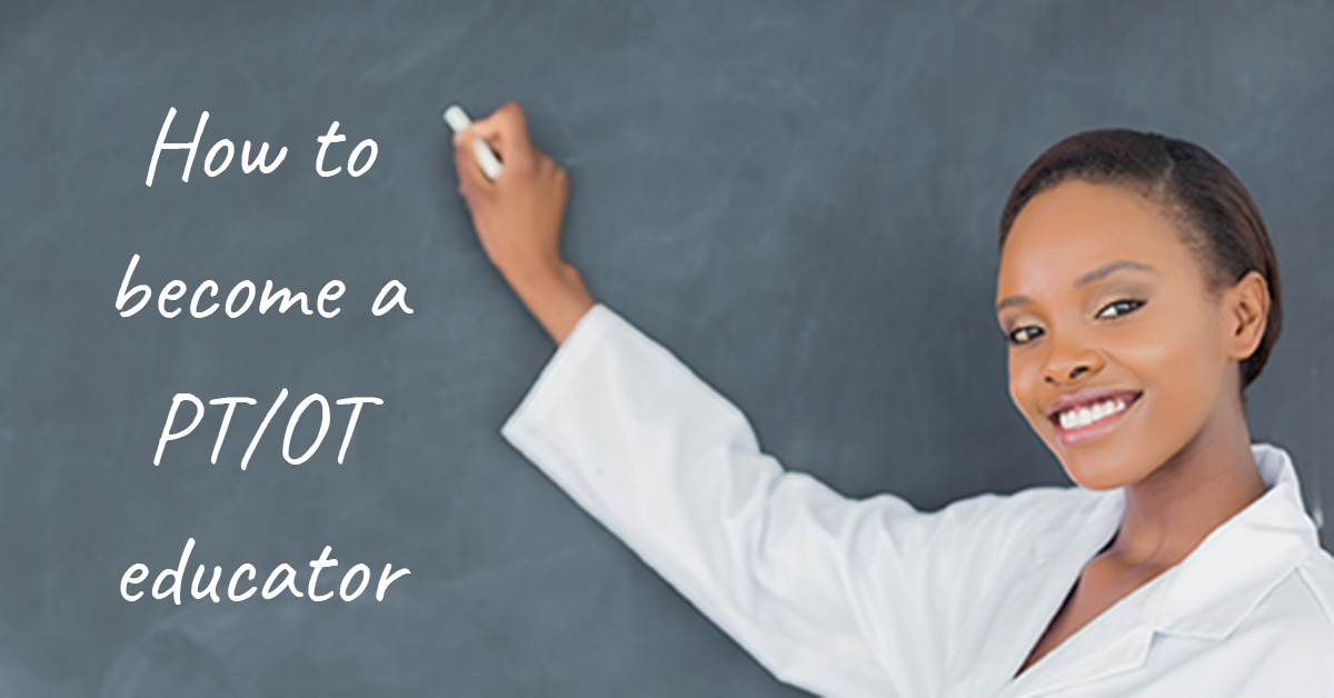 Header Image of How to Become a PT Professor