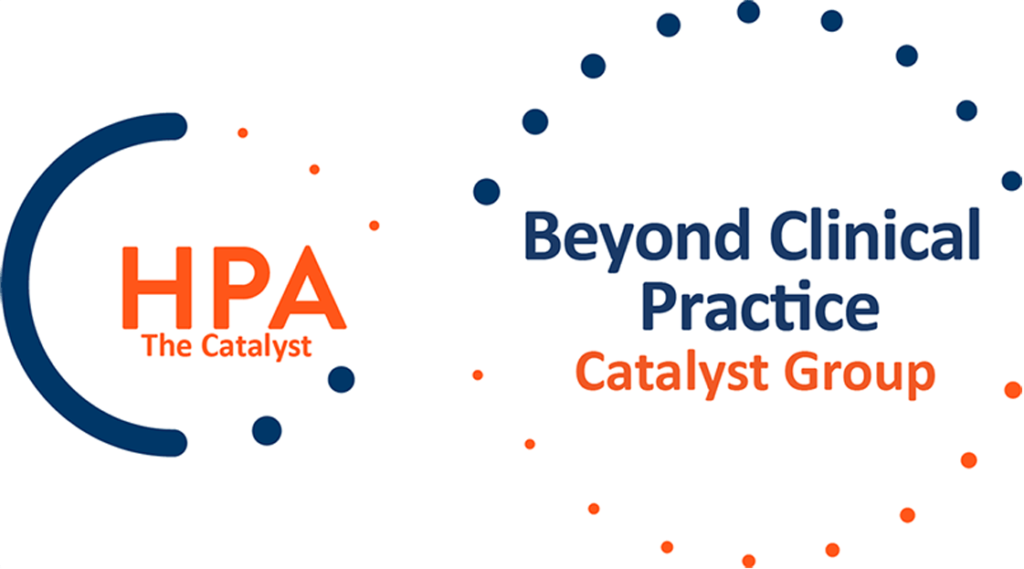 Beyond Clinical Practice Catalyst Group in the APTA