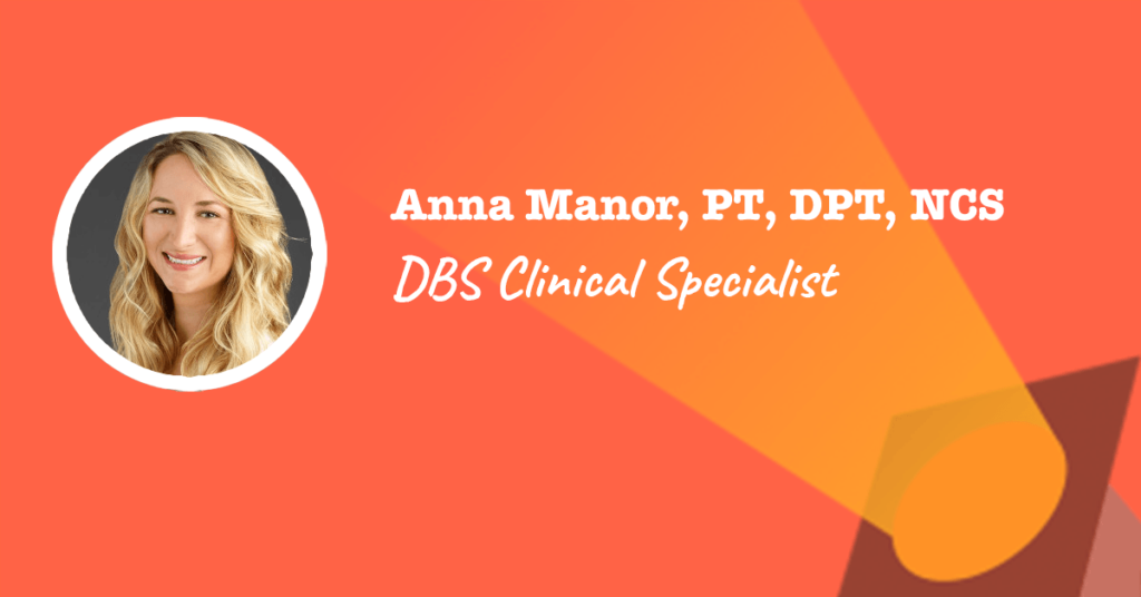 DBS Clinical Specialist Career Spotlight