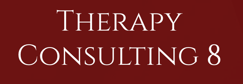 Therapy Consulting 8 logo - provides documentation and compliance consulting for rehab professionals