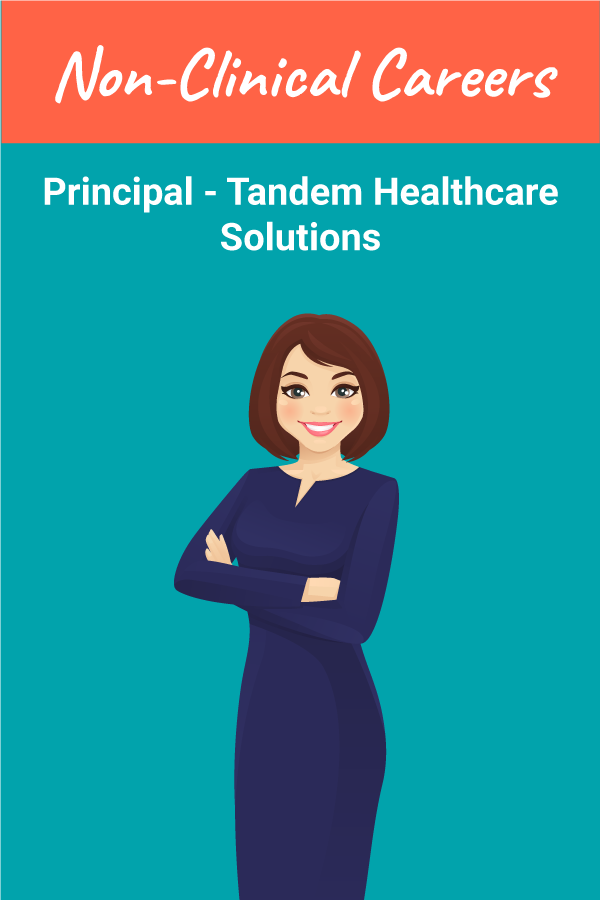 Principal - Tandem Healthcare Solutions - pin