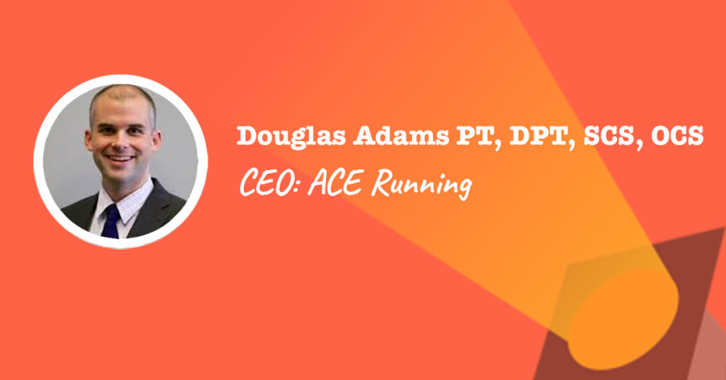ACE Running LLC Doug Adams spotlight