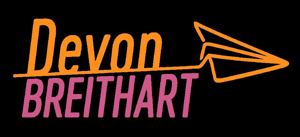 Devon Breithart social media manager logo