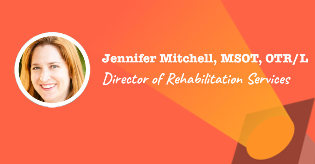 Director of Rehabilitation Services