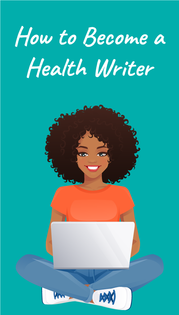 How to become a health writer: pin for physical therapists, occupational therapists, and speech-language pathologists