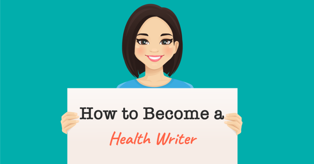 how to become a health writer as a physical therapist, occupational therapist, or SLP