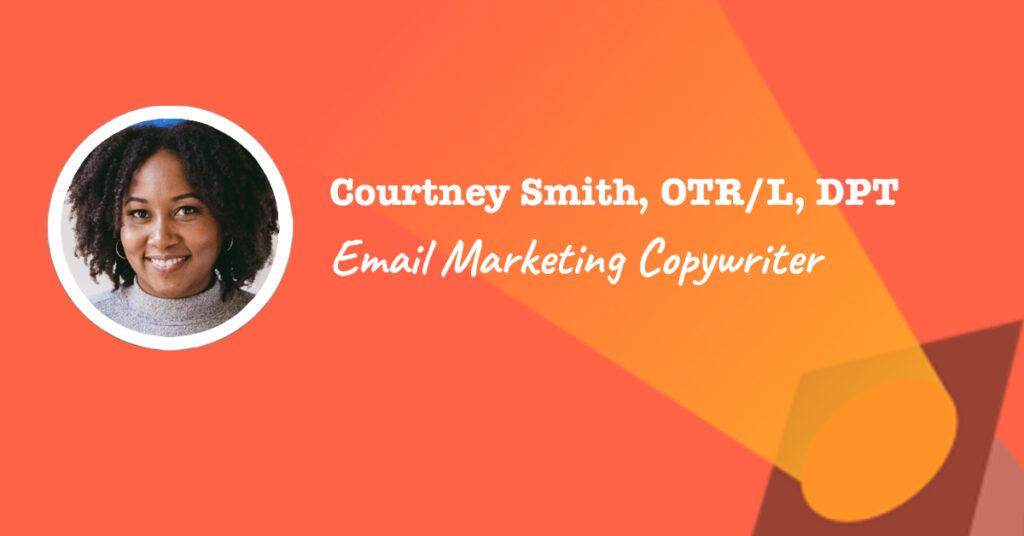 Email Marketing Copywriter - Courtney Smith