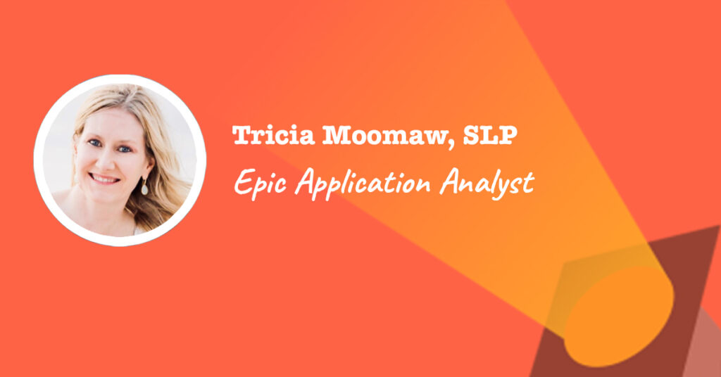 Epic Application Analyst