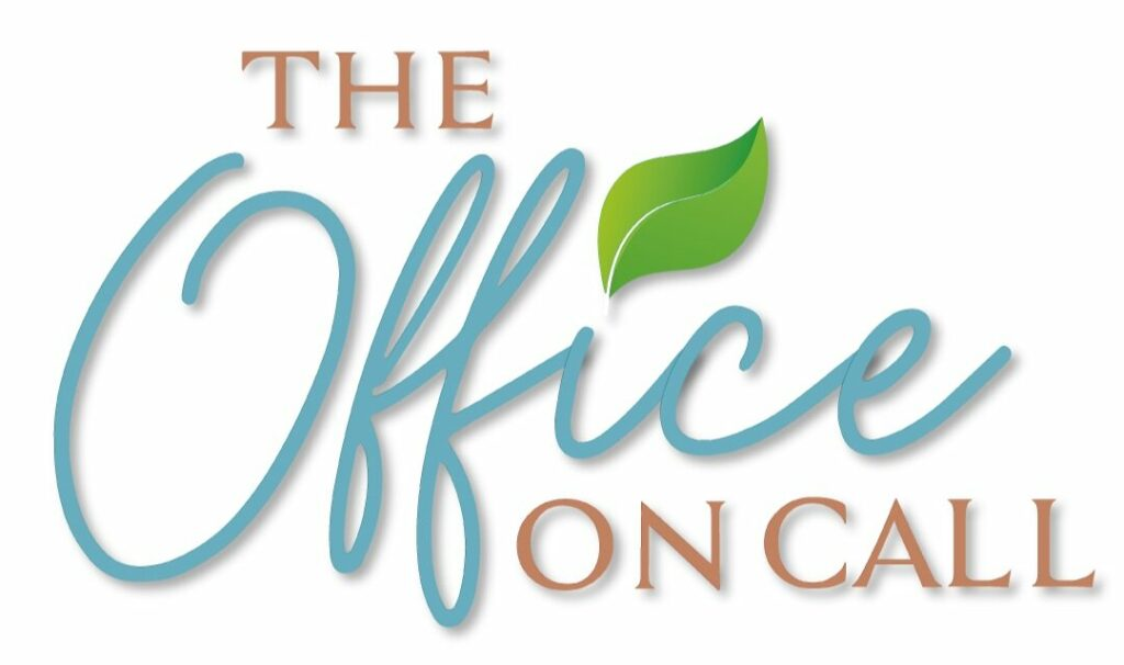 Email marketing copywriter business: The Office On Call - logo