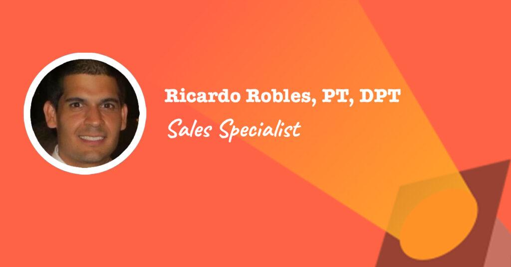 nuvasive sales specialist - ricardo robles