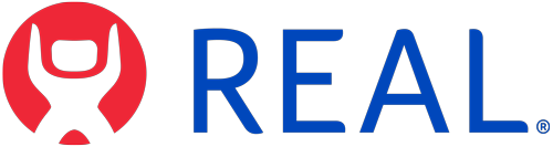 REAL System Logo - Denae is a Care Specialist at Penumbra representing the REAL system