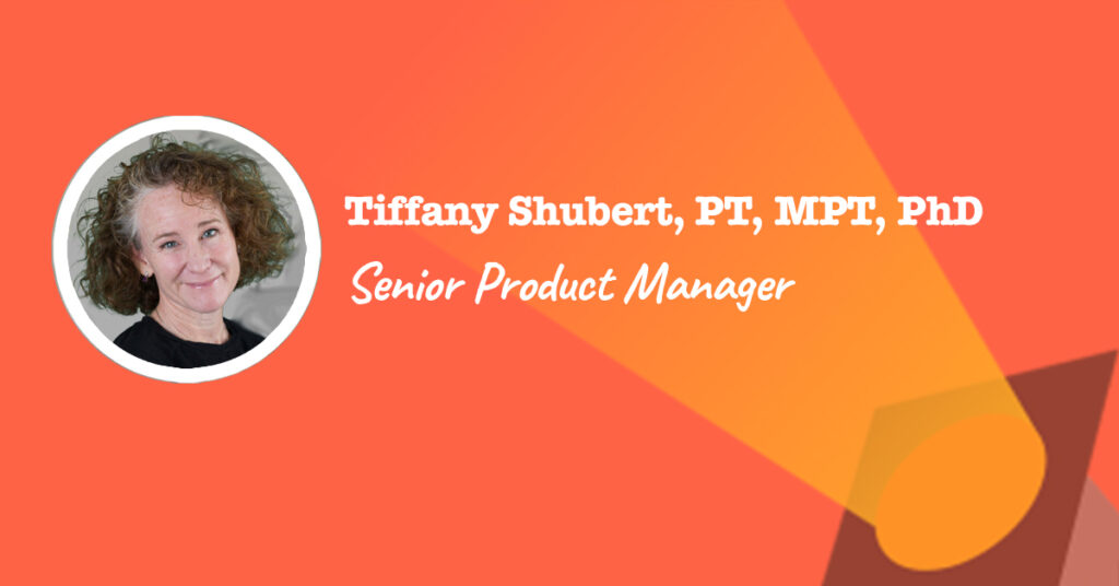 Tiffany Shubert is senior product manager at Relias
